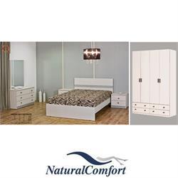 סט חדר שינה קומפלט וארון בגדים במחיר מיוחד