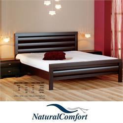 מיטה זוגית בעיצוב מרשים