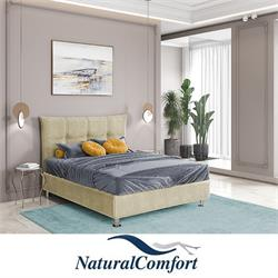 מיטה ברוחב 120  מעץ מלא דגם משיכות