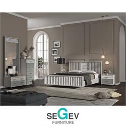 חדר שינה זוגייוקרתי דגם ויטוריו שגב עיצובים